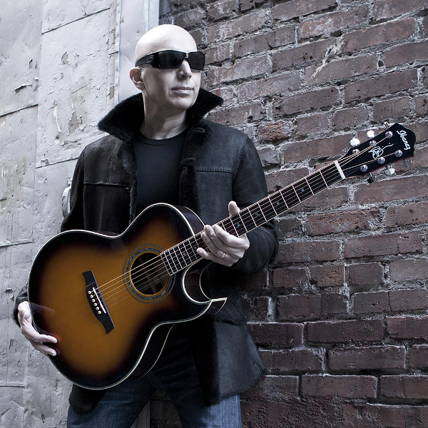 Joe Satriani Acoustic Guitar