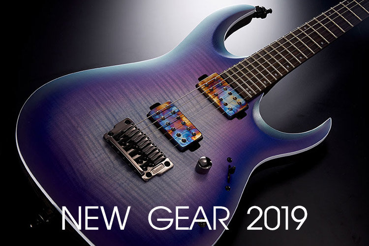New Gear for 2019