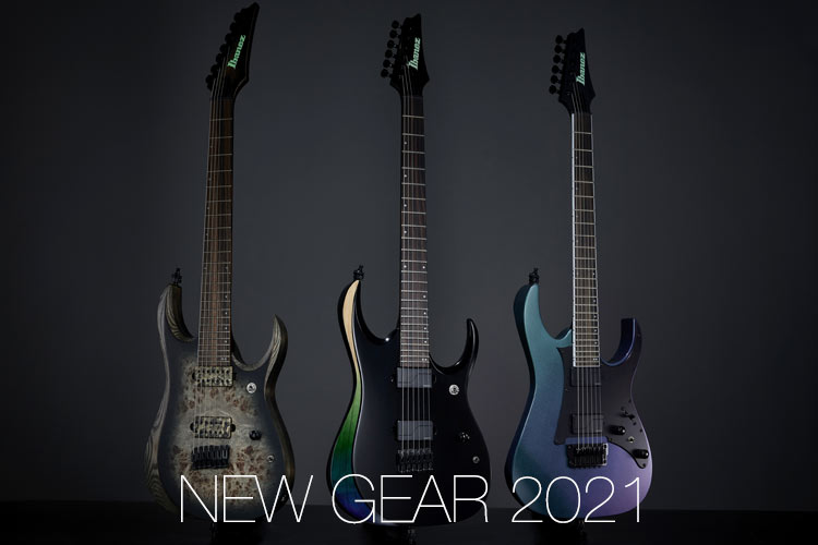 New Gear for 2021