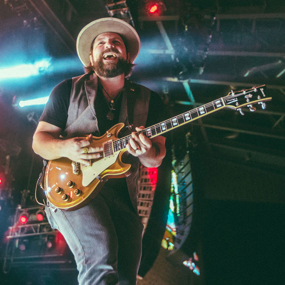 Coy Bowles | ARTISTS | Ibanez guitars on