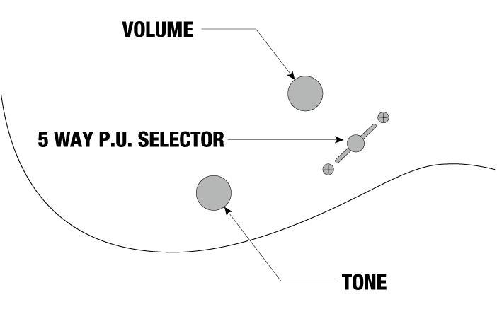 RG450DX's control diagram