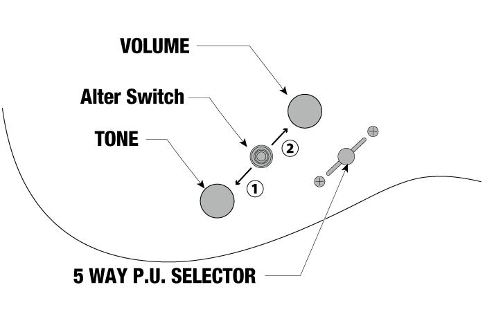 AZ226's control diagram