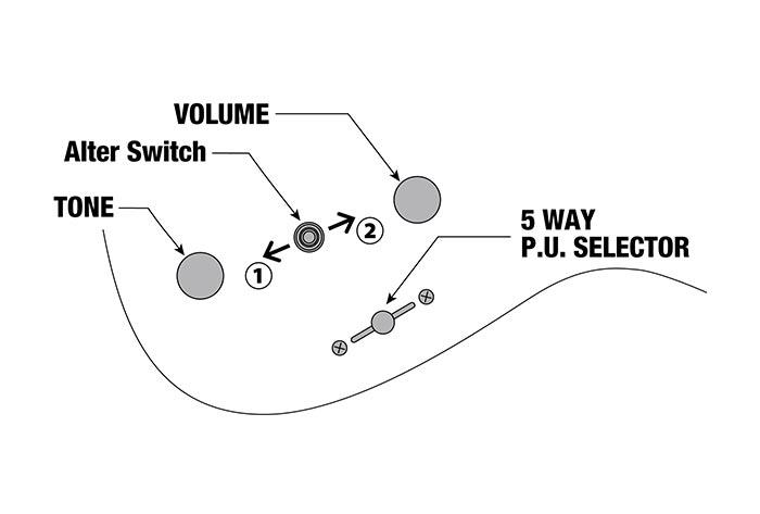 Q52's control diagram