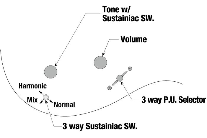 Diagrama de control de RG60ALS