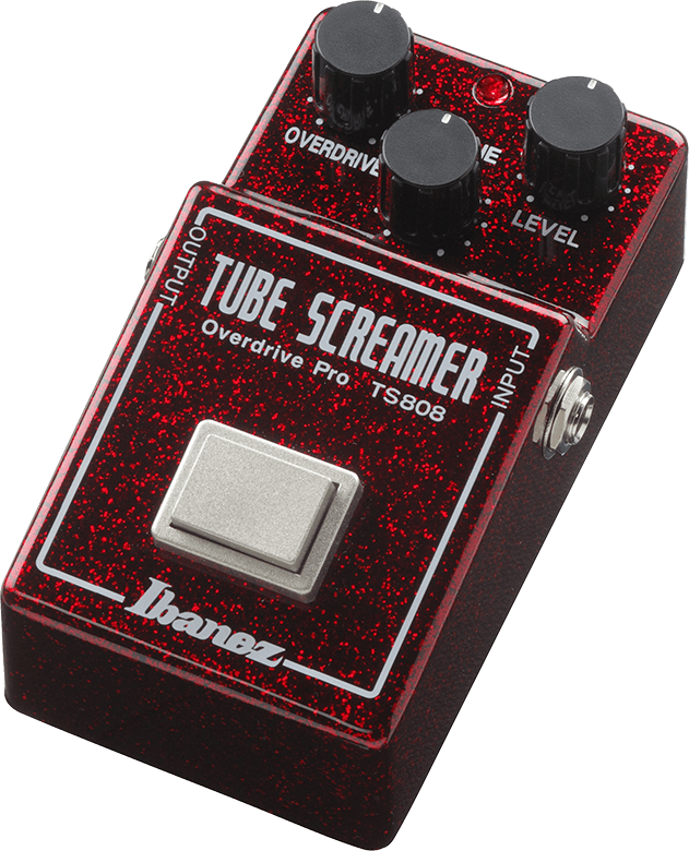TS80840TH | TUBE SCREAMER | EFFECTS | PRODUCTS | Ibanez guitars