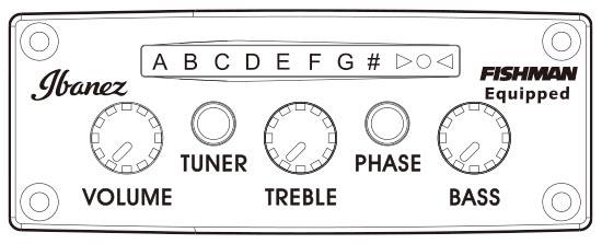 AEWC32FM's preamp diagram