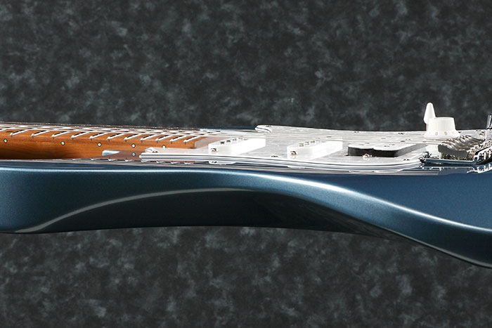 Ergonomic rear body contour