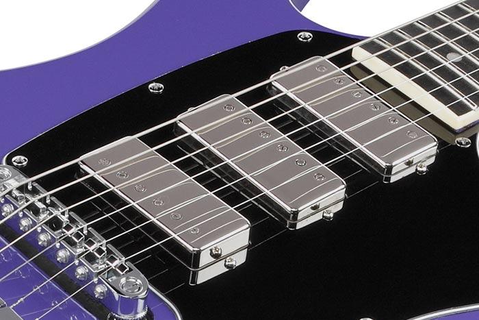 DiMarzio® PG-13™ H-S-H pickups