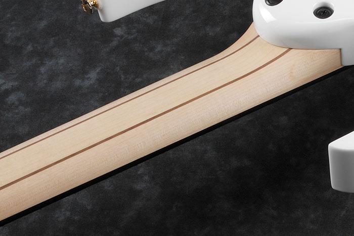 The Wizard 5pc Maple/Walnut neck w/KTS TITANIUM rods