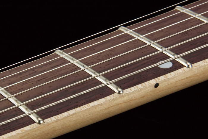 Premium Fret Edge Treatment