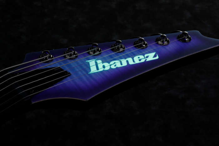 Luminescent Ibanez logo