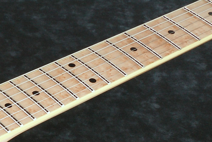 Birdseye Maple Fretboard