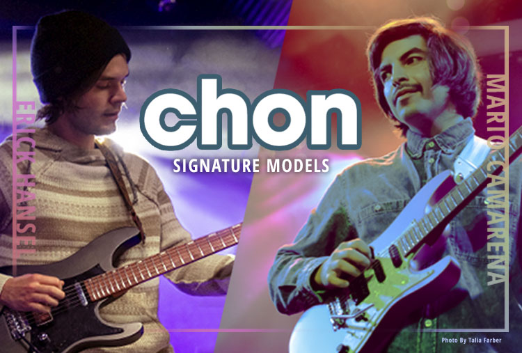 New CHON Signature Models