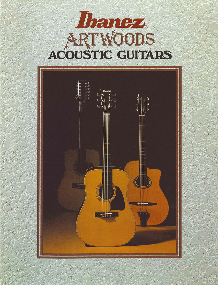 1979 ARTWOODS ACOUSTIC GUITARS