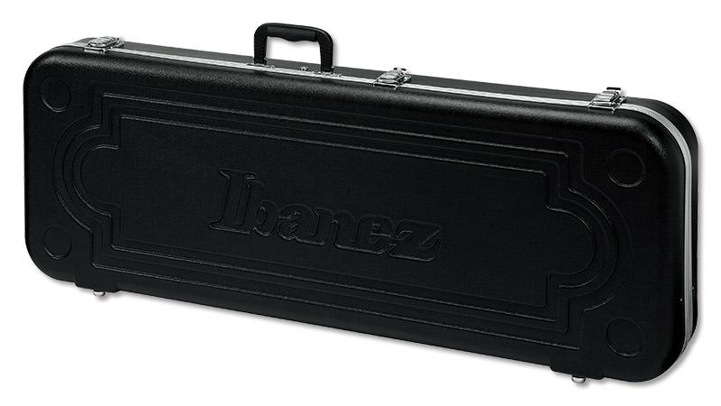 Hardshell case included