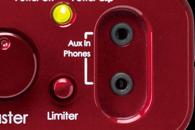 AUX/Headphones