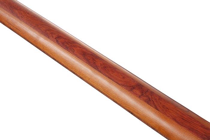 Wizard C 3pc Roasted Maple/Bubinga neck