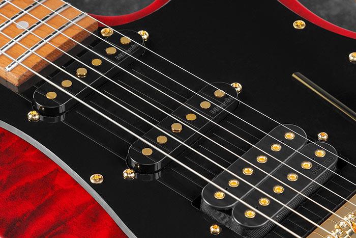 DiMarzio IGNO Humbucker Pickup/DiMarzio True Velvet Single Coil Pickup