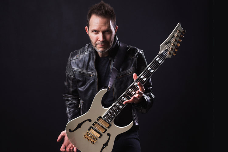 Paul Gilbert and Ibanez 30th Anniversary