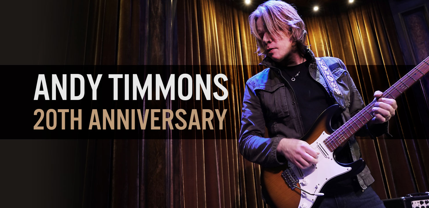 Andy Timmons And Ibanez 20th Anniversary News Guitars 2 Pickup Guitar Wiring