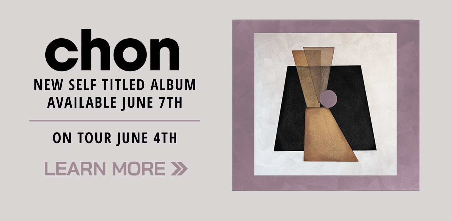 New CHON Album and Tour