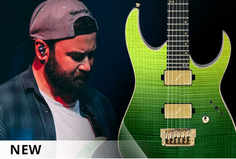 Luke Hoskin/Protest The Hero