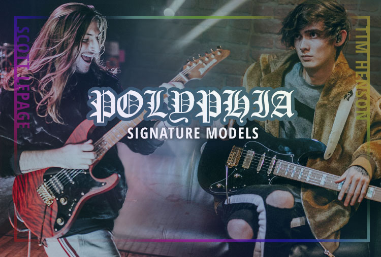 New Polyphia Signature Models
