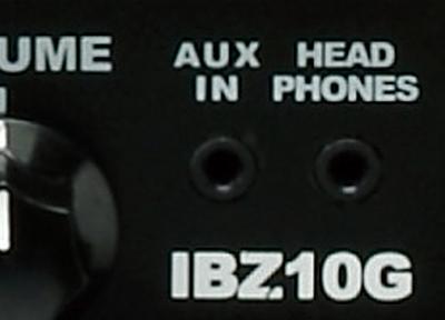 IBZ10G | IBZ | AMPLIFIERS | PRODUCTS | Ibanez guitars on