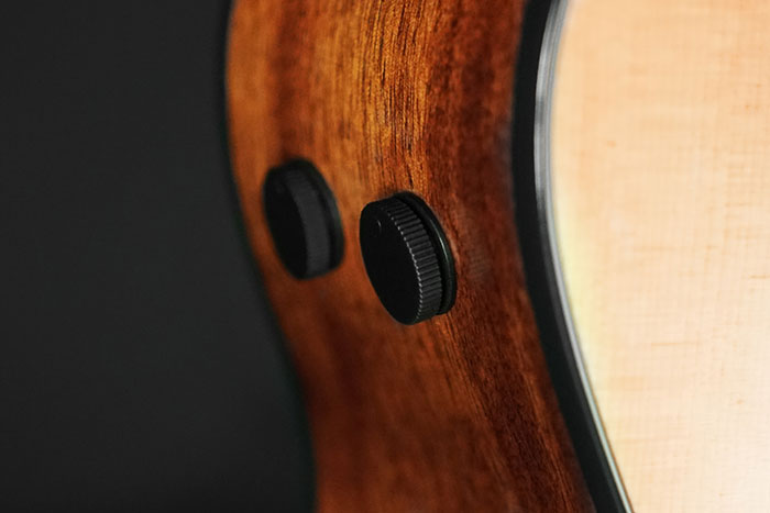 Ibanez Custom Electronics w/ Volume and Tone Control