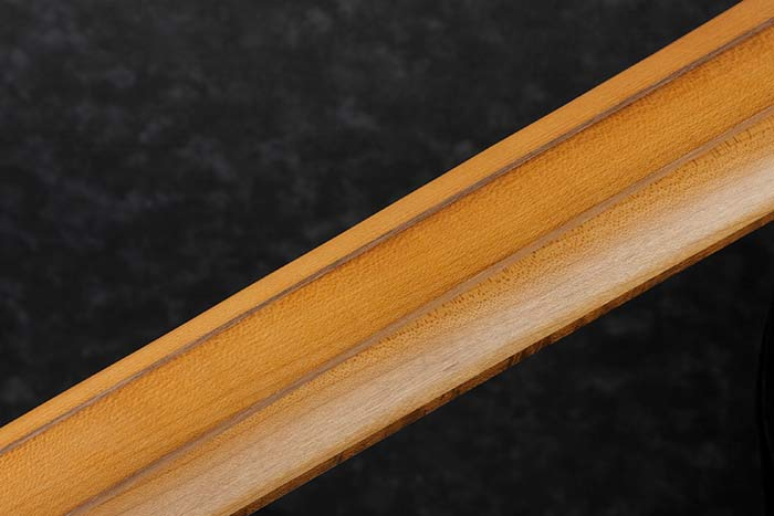 5pc Roasted Maple/Walnut neck w/Graphite reinforcement rods