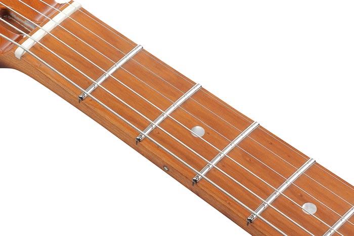 S-TECH WOOD Roasted Birdseye Maple fretboard