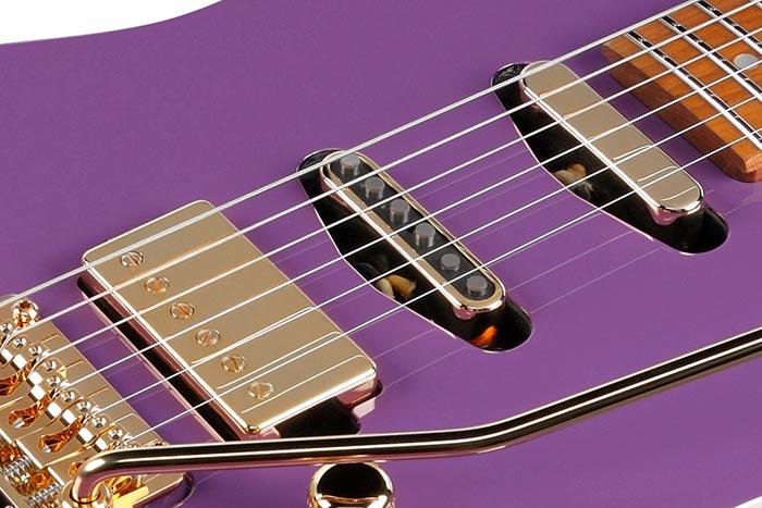 Seymour Duncan® Lari Basilio S-S-H pickups