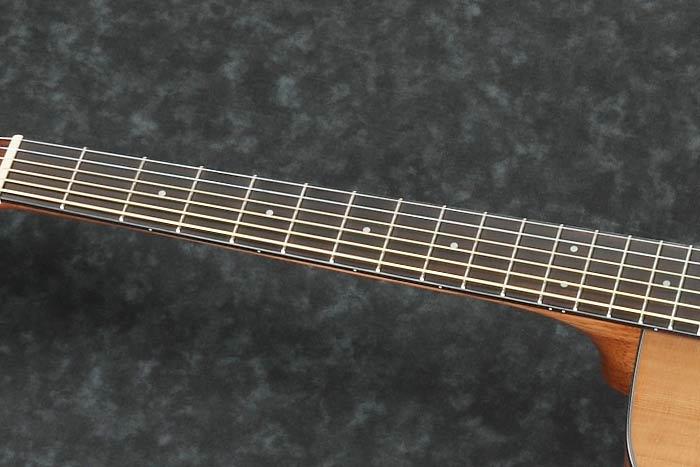 Ovangkol fretboard