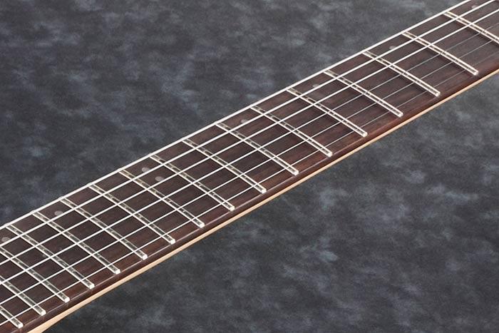 Rosewood fretboard