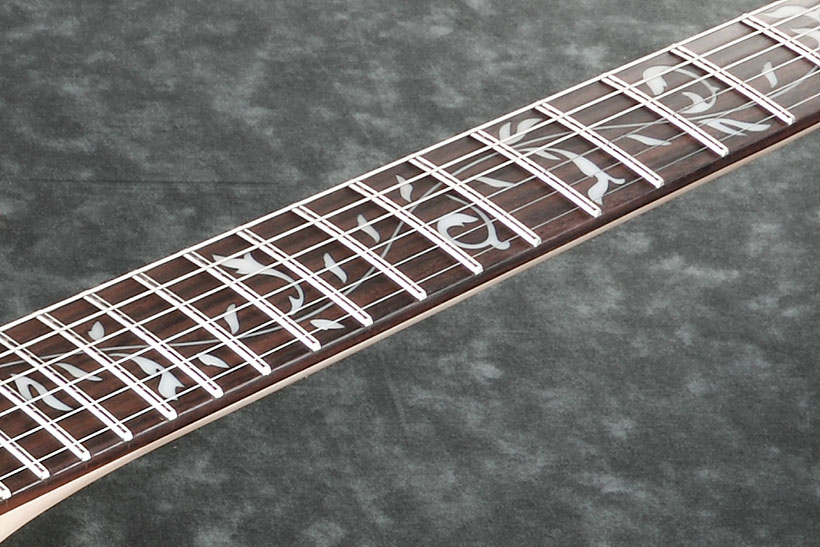 Jatoba Fretboard w/Tree-of-life inlay