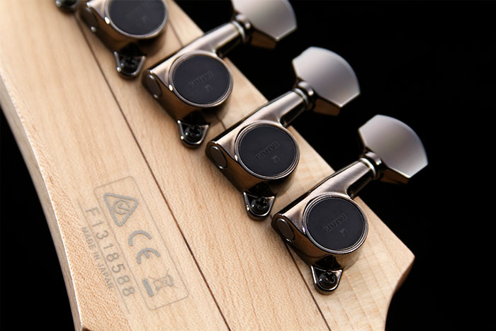 Gotoh machine heads