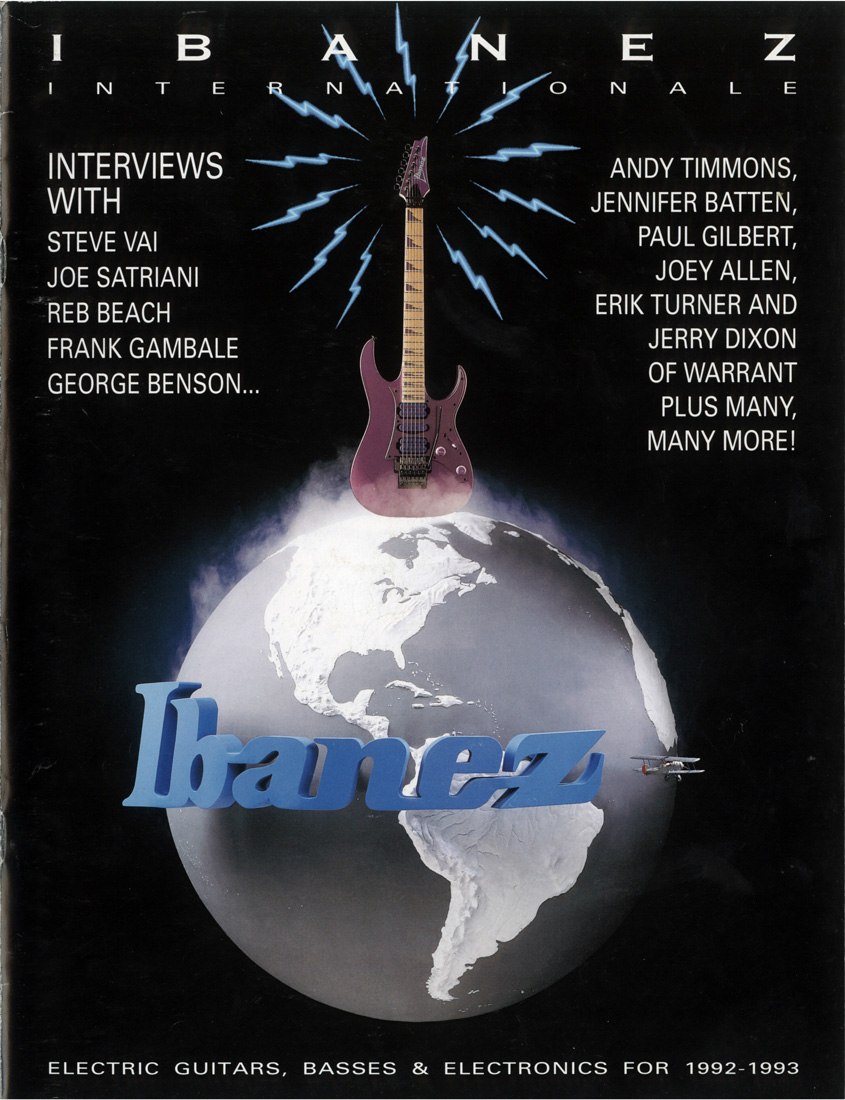 Ibanez Catalogs Support Ibanez Guitars