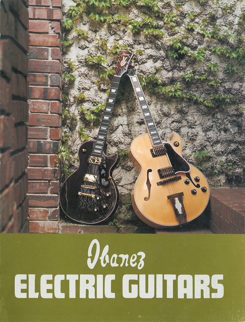 1976 Electric Guitars