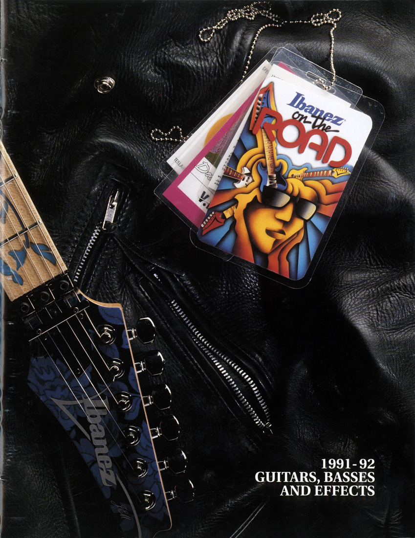 1991 Catalog for USA