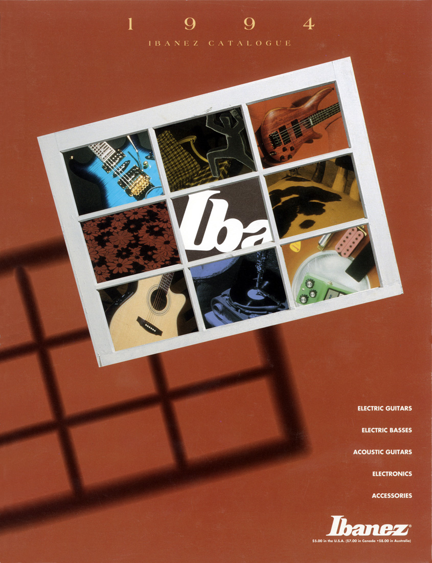 1994 General Catalog for USA