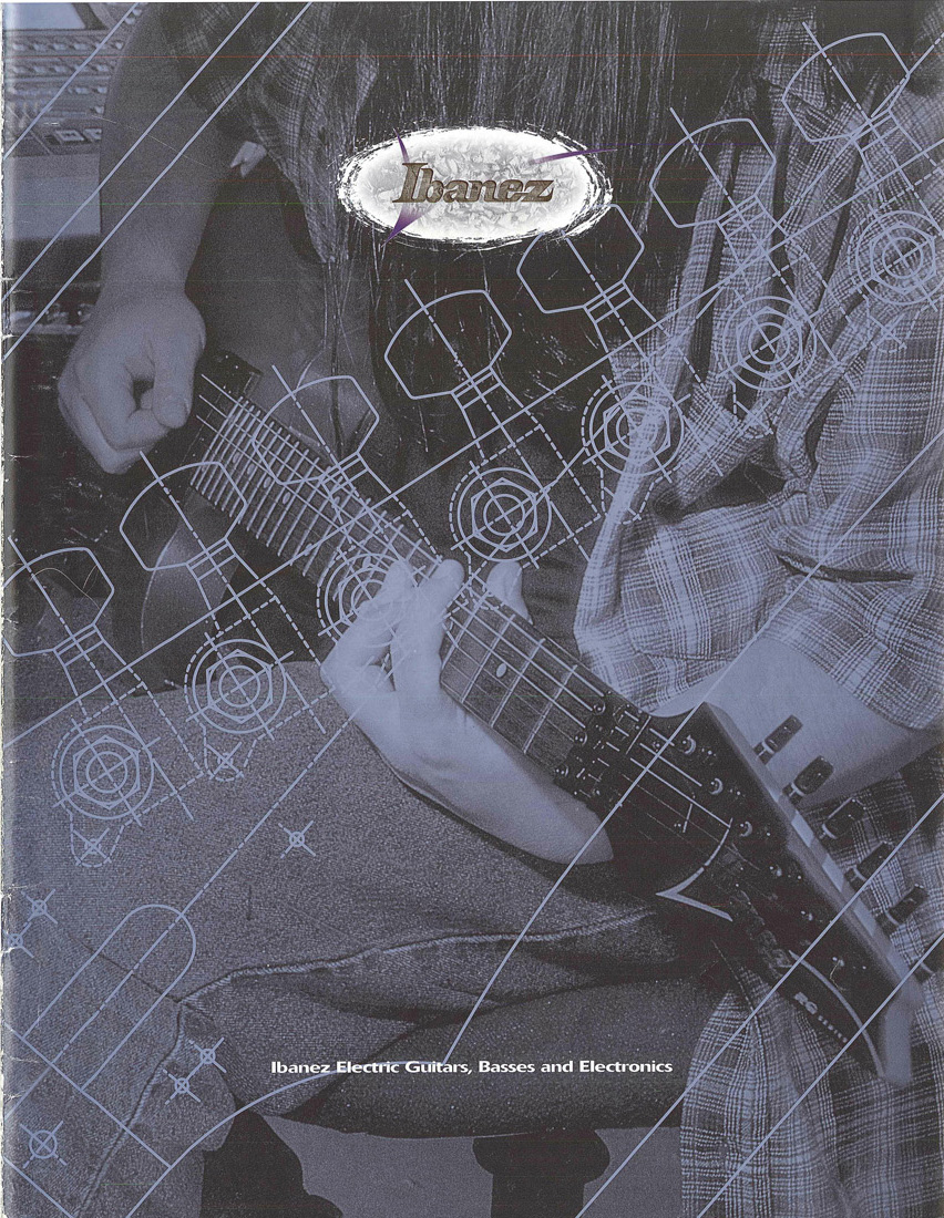 1999 Electric Guitar Catalog for USA