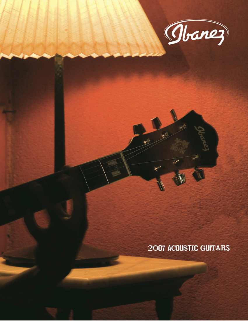 2007 Acoustic Guitar Catalog for USA