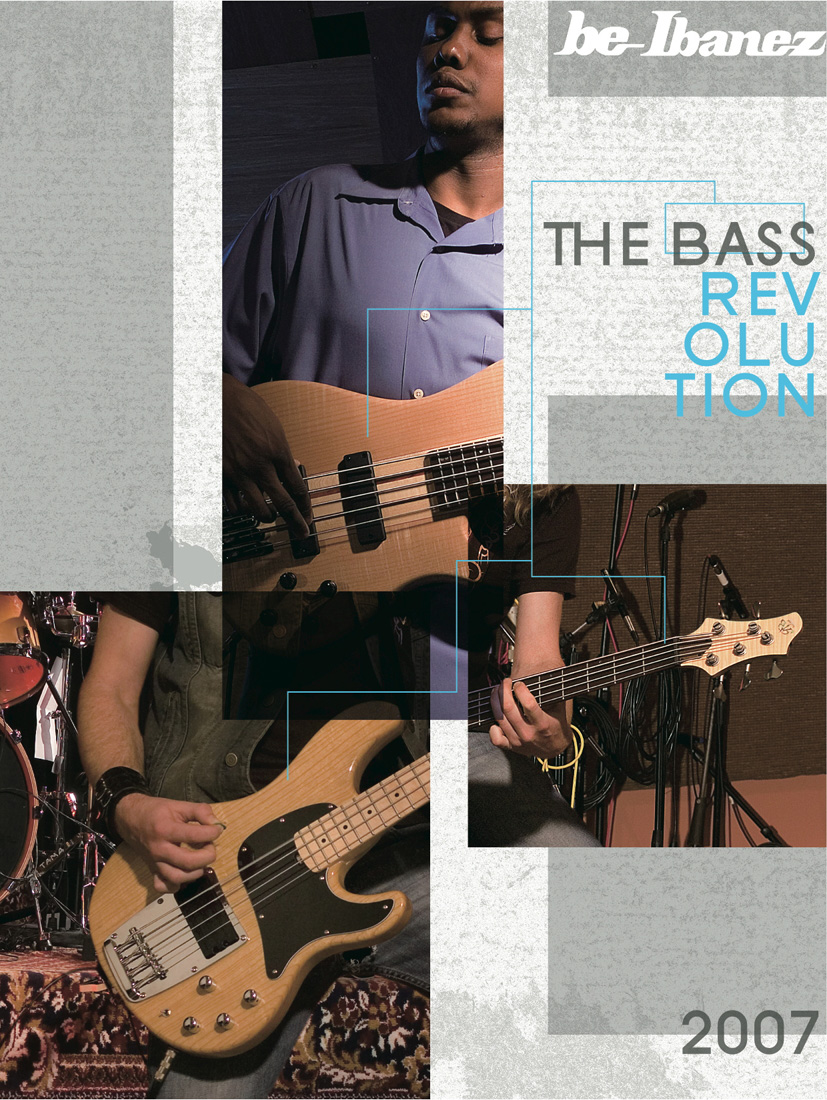 2007 Electric Bass Catalog for USA