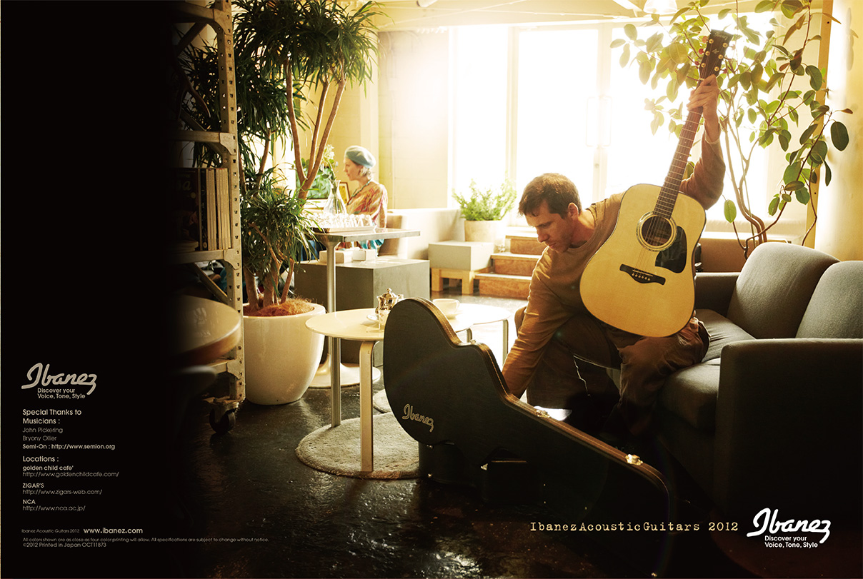 2012 Acoustic Guitar Catalog for USA
