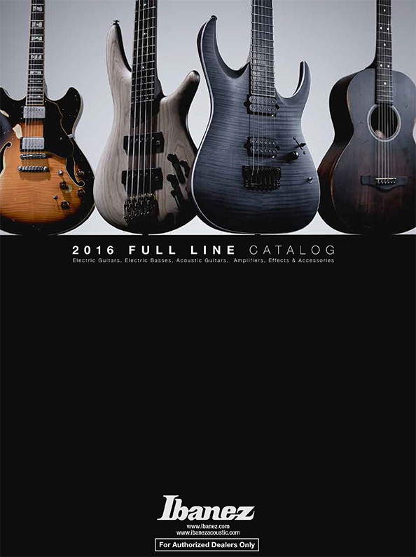 2016 Full Line Catalog for USA